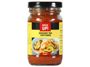Spice Up! Punainen thai currytahna, 100 g