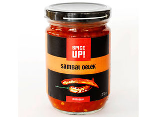Spice Up! Sambal Oelek Chilitahna, 230 g